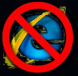 Immer weniger Anbieter unterstützen den veralteten Browser IE6