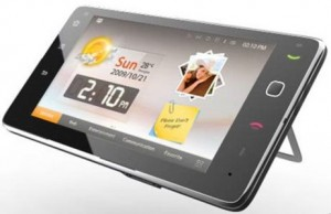 Das Huawei S7 Android-Tablet