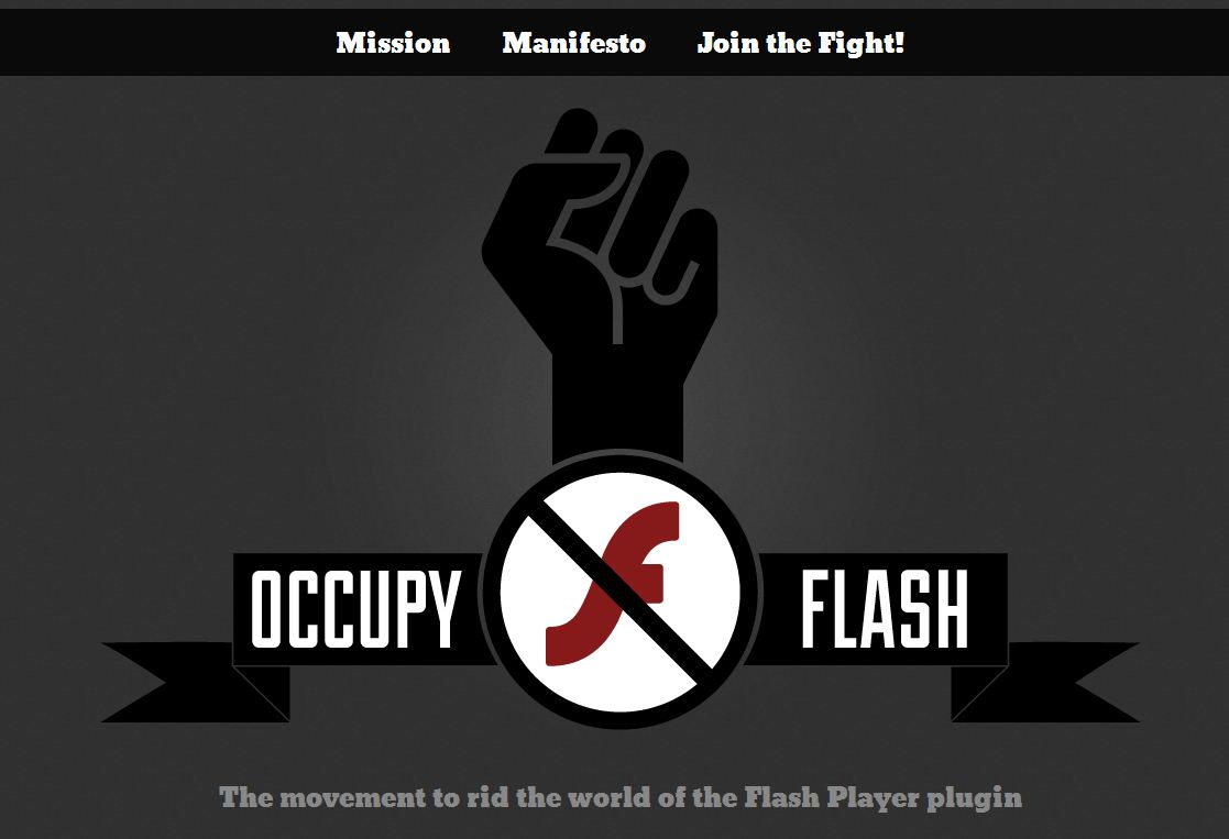 occupyflash
