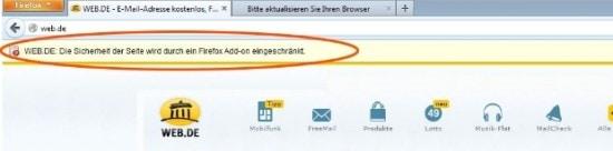 Web.deGMXScare
