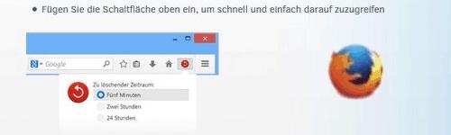 FirefoxVergessenKnopf