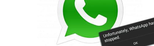 WhatsappNotbremse