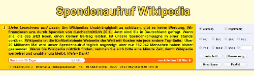WikipediaSpenden2014
