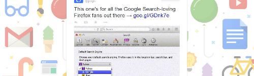 FirefoxGoogleSuche