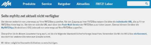 AVM_myfritz.de