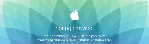 AppleSpringForward