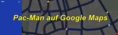 PacManGoogleMapst