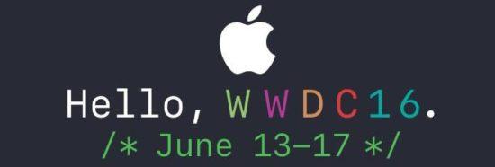 AppleWWDC2016