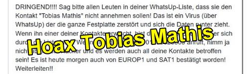 Virus Tobias Mathis