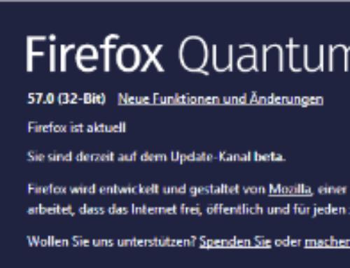 Das Notfall-Update Firefox 78.0.1