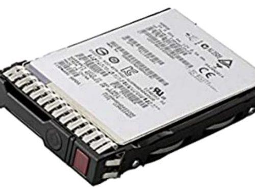 SSDs von HPE fallen nach 40.000 Stunden aus