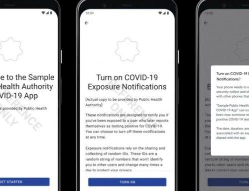 Bluetooth-API für Corona-App von Google und Apple