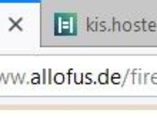 Kurz erklärt: Alte Adressleiste in Firefox 77 reaktivieren