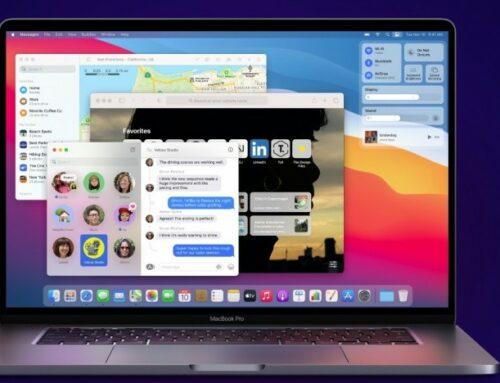Support zum Schrotten älterer Macs durch Big-Sur