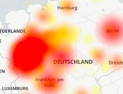 Kurz erklärt: Der massive Ausfall bei Vodafone