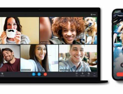 Ein umfassendes Redesign für Skype