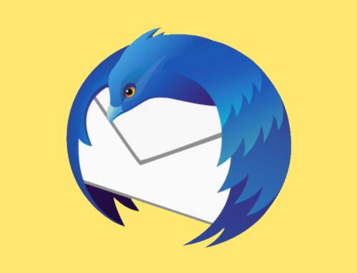 Supportende von Mozillas Email-Client Thunderbird 78
